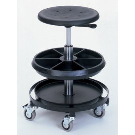 Bott Cubio 510 - 770 mm Roller Stool