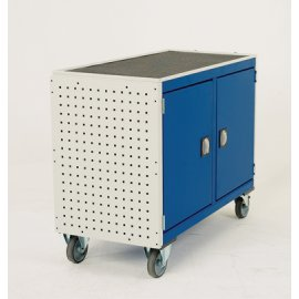 Bott Cubio Perfo End Panel (700H x 525W)