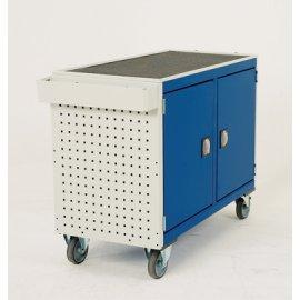 Bott Cubio End Panel Tray Kit (90H x 525W x 100D)