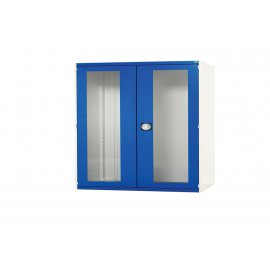 Bott Cubio Metal Heavy Duty Cupboard - Empty (1000H x 1050W x 525D)