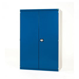 Bott Cubio Metal Heavy Duty Cupboard - 2 Drawers & 5 Shelves  (2000H x 1300W x 650D)