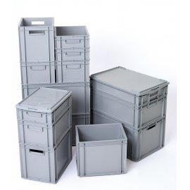 Bott Cubio Euro Container Lids (3 Pack) (H x 400W x 300D)
