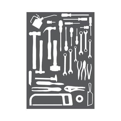 Bott Cubio Perfo Overlay - Maintenance Tools (Panel 1)