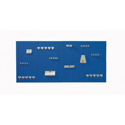 Bott Cubio Metal Perfo Panels with Hook Kit (457H x 990W)