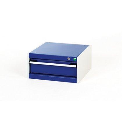 Bott Cubio Metal Drawer Cabinet - 1 Drawer (250H x 525W x 650D)