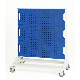 Bott Verso Mobile Perfo Rack - Double Sided (1250H x 1000W x 550D)