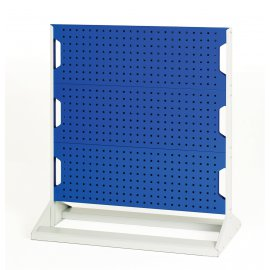 Bott Verso Static Perfo Rack  - Single Sided (1125H x 1000W x 550D)