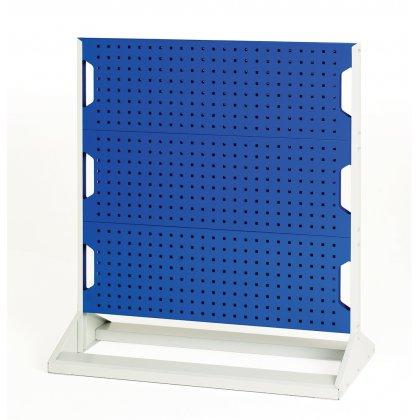 Bott Verso Static Perfo Rack  - Single Sided (1125H x 1000W x 550D)