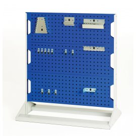 Bott Verso Static Perfo Rack & Hook Kit  - Single Sided (1125H x 1000W x 550D)