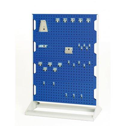 Bott Verso Static Perfo Rack & Hook Kit  - Single Sided (1450H x 1000W x 550D)
