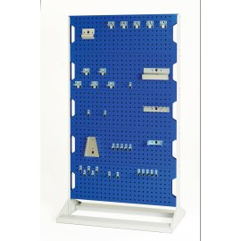 Bott Verso Static Perfo Rack & Hook Kit  - Single Sided (1775H x 1000W x 550D)