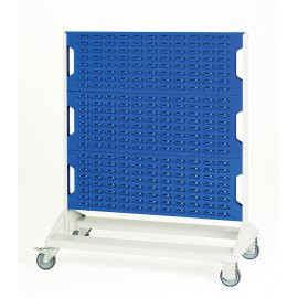Bott Verso Mobile Louvre Rack - Double Sided (1250H x 1000W x 550D)