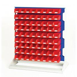 Bott Verso Static Louvre Rack & Bin Kit  - Double Sided (1125H x 1000W x 550D)