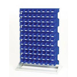 Bott Verso Static Louvre Rack & Bin Kit  - Single Sided (1450H x 1000W x 550D)