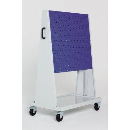 Bott Cubio Perfo Trolley - 4 Panels  (1600H x 1000W x 650D)
