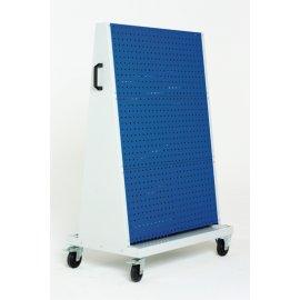 Bott Cubio Perfo Trolley - 6 Panels  (1600H x 1000W x 650D)