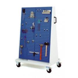 Bott Cubio Perfo Trolley & Hook Kit (1600H x 1000W x 650D)