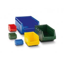 Bott Cubio Size No. 1 Plastic Bins Green (24 pack)  (55H x 103W x 90D)