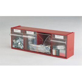 Bott Cubio Madia 4 Tilt Box - 4 Compartments  (206H x 600W x 178D)