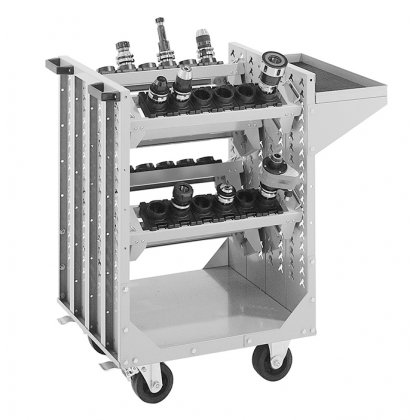 Bott Cubio CNC Heavy Duty Tool Carrier Trolley (985H x 980W x 600D)