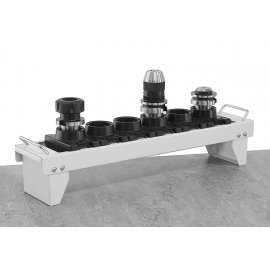 Bott Cubio CNC Tool Carrier  - VDI40 (110H x 590W x 125D)