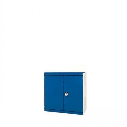 Bott Cubio Metal CNC Storage Cupboard  (800H x 800W x 525D)