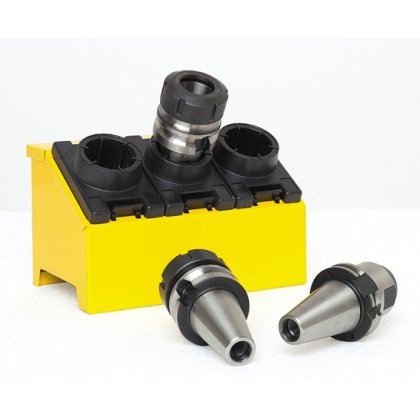 Bott Cubio CNC Tool Block - HSK A63 / B80 (139H x 233W x 158D)