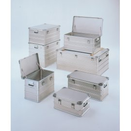Bott Cubio A1250 Aluminium Transport Case (510H x 1185W x 785D)