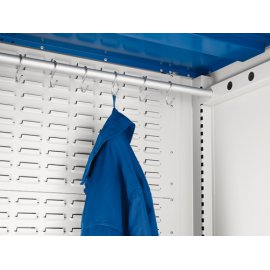 Bott Cubio Garment Rail (650H x 1050W)