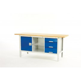 Bott Verso Mid Shelf For Storage Bench (670mm) (H x 670W x D)