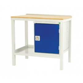 Bott Verso Static Welded Workbench - Multiplex Top (930H x 1000W x 600D)