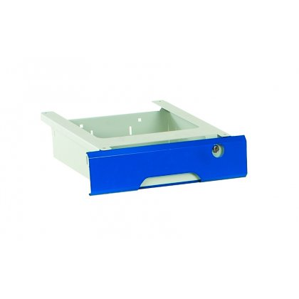 Bott Verso Underbench Economy Drawer Unit - 1 Drawer (125H x 500W x 535D)