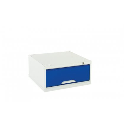 Bott Verso Underbench Drawer Unit - 1 Drawer (250H x 500W x 550D)