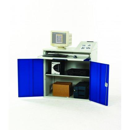 Bott Verso Metal Open Top Computer Workstation  (1130H x 1000W x 550D)