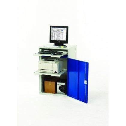 Bott Verso Metal Open Top Computer Workstation  (1000H x 650W x 550D)