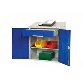 Bott Verso Metal Workcentre  (1130H x 750W x 550D)