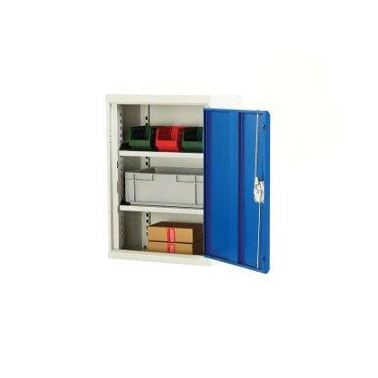 Bott Verso Metal Wall Cupboard - 2 Shelves (750H x 500W x 350D)