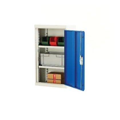 Bott Verso Metal Wall Cupboard - 2 Shelves (900H x 500W x 350D)
