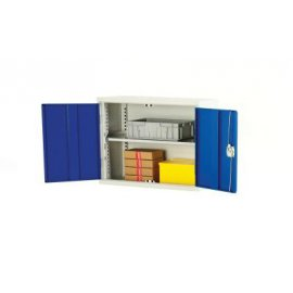 Bott Verso Metal Wall Cupboard - 1 Shelf (600H x 750W x 350D)