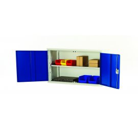 Bott Verso Metal Wall Cupboard - 1 Shelf (600H x 1000W x 350D)