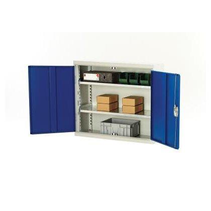 Bott Verso Metal Wall Cupboard - 2 Shelves (900H x 1000W x 350D)