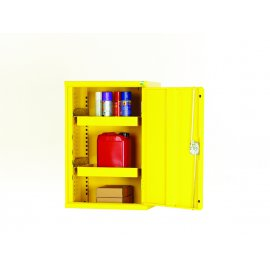 Bott Verso Metal Hazardous Substance Storage Cupboard  (750H x 500W x 350D)