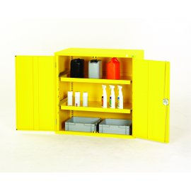 Bott Verso Metal Hazardous Substance Storage Cupboard  (1000H x 1000W x 550D)