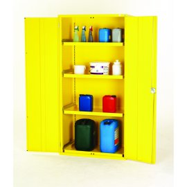 Bott Verso Metal Hazardous Substance Storage Cupboard  (2000H x 1000W x 550D)
