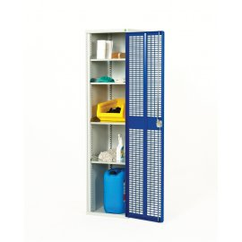 Bott Verso Metal Ventilated Door Cupboard (2000H x 500W x 350D)