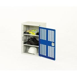 Bott Verso Metal Ventilated Door Cupboard (900H x 500W x 550D)