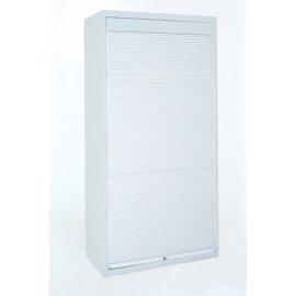 Bott Verso Metal Roller Shutter Cupboard - 3 Shelves (2000H x 1000W x 550D)