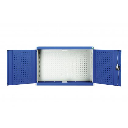Bott Cubio Wall Mounted Cupboard (700H x 800W x 325D)