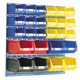 Plastic Bins
